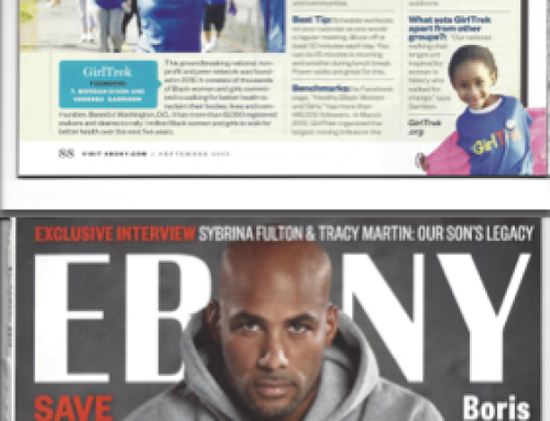 CDM Mind And Body featured in Ebony Magazine